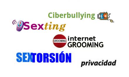 Grooming, sextorsión, ciberbullying y otras formas de violencia sexual en Internet: Identificación y Prevención