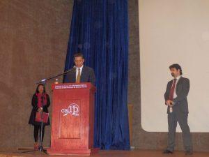 Francisco Mena Corona - Comisionado Presidente del CAIPTLAX - presenta a PantallasAmigas