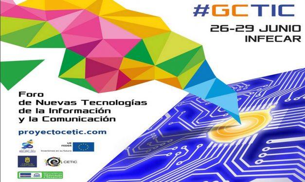 #GCTIC: Foro de Nuevas Tecnologías de la Información y la Comunicación