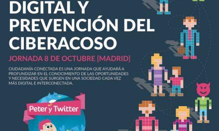 Jornada Ciudadanía Conectada: ciudadanía digital y prevención del ciberacoso