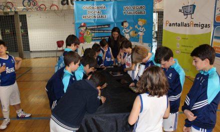 Fundación Real Madrid y Google promueven los valores del deporte en Internet con la colaboración de PantallasAmigas