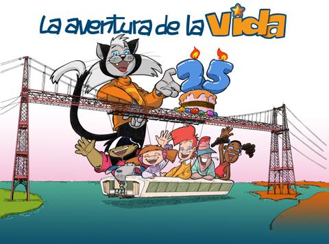 cartel-la-aventura-de-la-vida-portugalete-edex-vida-digital-menores-infancia-adolescencia