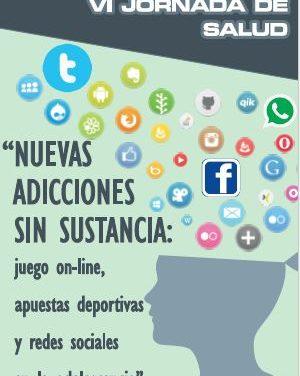 VI Jornada de Salud: un espacio para debatir la adicción a las nuevas tecnologías en la adolescencia
