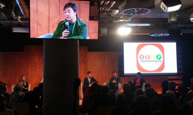 PantallasAmigas representa a España en panel internacional sobre ciberbullying