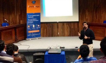 Universitarios de Querétaro reflexionan sobre la privacidad como factor de protección en Internet