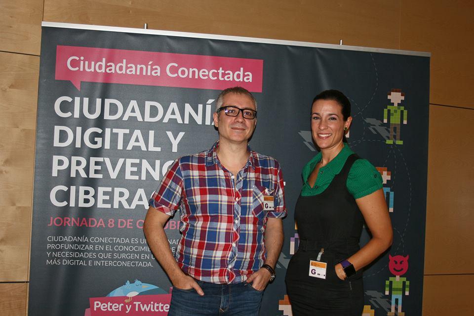 Ciudadanía-conectada- Carlos-Guregui-Ofelia-Tejerina