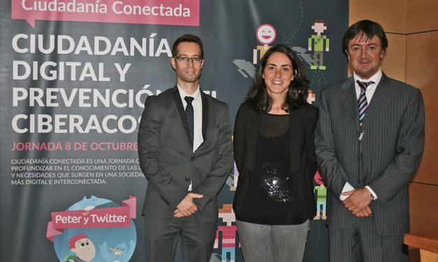Ciudadanía Conectada: jornada para la prevención del ciberbullying y la promoción de usos positivos de Internet