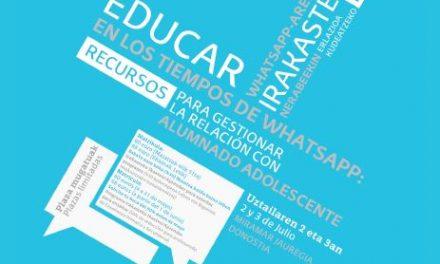 Educar en los tiempos del WhatsApp: recursos para gestionar la relación con el alumnado adolescente