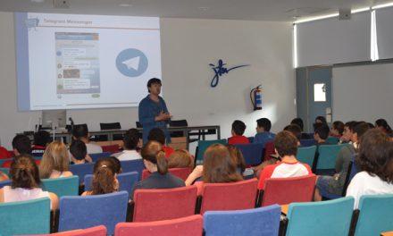 El Colegio Jesuitas de Indautxu (Bilbao) promueve el uso responsable de las nuevas tecnologías en su alumnado de ESO