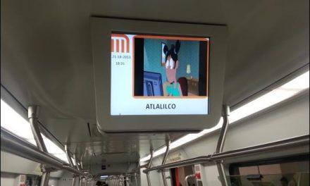 Metro de Ciudad de México emite campaña de PantallasAmigas para combatir el ciberbullying