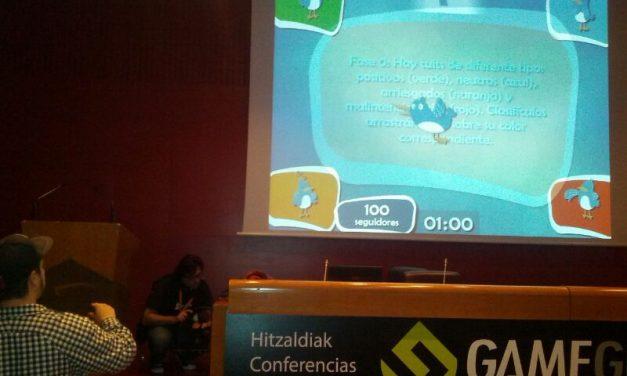 PantallasAmigas fomenta en la GameGune la participación de las mujeres en los deportes electrónicos