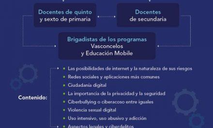 Gobierno de Veracruz y PantallasAmigas, juntos por la ciudadanía digital responsable