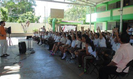 Capacitación en Tabasco para la prevención de delitos cibernéticos contra la infancia
