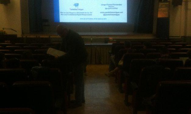 Profesionales educativos de Jerez reciben formación sobre ciberacoso escolar