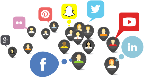 El peligro de las redes sociales para los menores