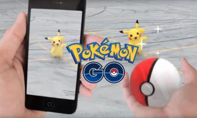 Pokémon GO, diversión con peligro de accidente