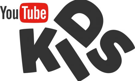 YouTube Kids, versión adaptada para niños y niñas,  disponible en España