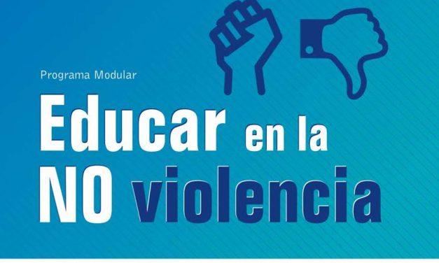 Se abre plazo para matriculación Curso UNED 'Educar en la no violencia' que aborda la violencia física y la psicológica