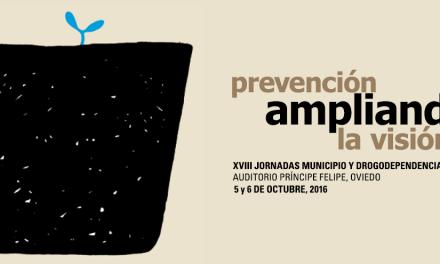 Prevención de las tecnoadicciones en las XVIII Jornadas Municipio y Drogodependencias de Ovideo