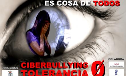 Tolerancia Cero al Bullying y Ciberbullying. Sensibilización contra el acoso escolar en Albacete