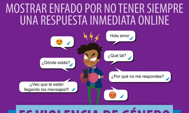 25N – Campaña para identificar y prevenir diez formas de violencia de género digital