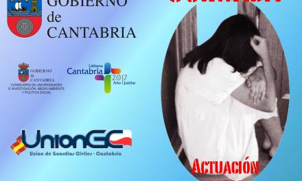 El Gobierno de Cantabria y la Unión de Guardias Civiles organizan Jornada sobre actuación en casos de violencia (y ciberviolencia) de género
