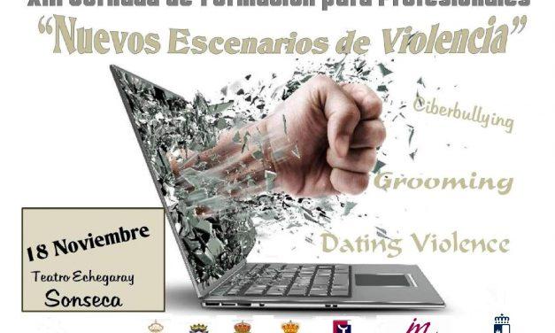 Nuevos escenarios de violencia analizados en la XII Jornada de Formación para Profesionales en Sonseca