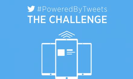 Twitter lanza concurso #PoweredByTweets para hacer de la solidaridad una tendencia