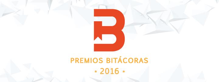 Logo premios Bitácoras 2016