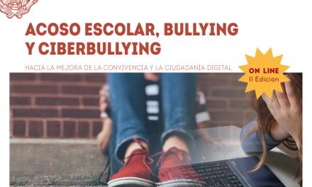 Curso sobre acoso y ciberacoso escolar organizado por la Universidad Pontificia de Salamanca