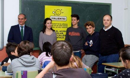 Programa Cibermentores contra el acoso y el ciberacoso escolar se despliega en la Comunidad de Madrid