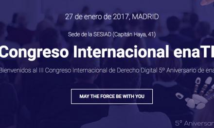 PantallasAmigas nominada al Premio ENATIC 2016 en la categoría de Responsabilidad Social