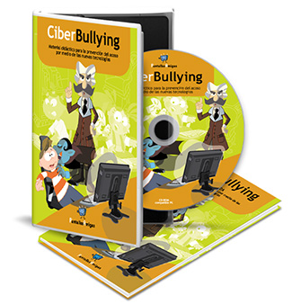 Pack Didáctico Multimedia titulado Ciberbullying
