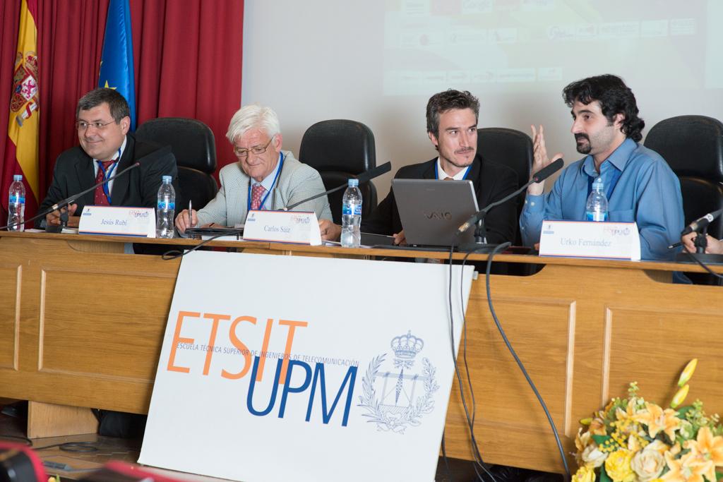 PantallasAmigas durante su intervención en el grupo de trabajo sobre privacidad del Foro de Gobernanza de Internet