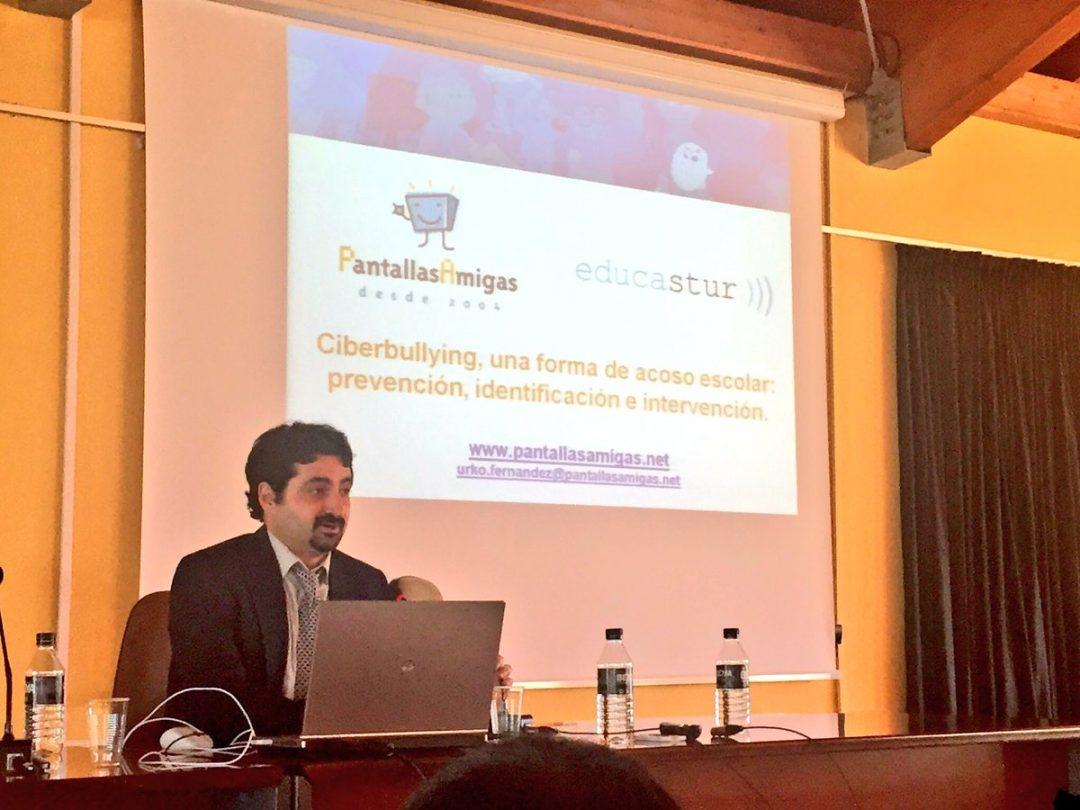 CiberAstur - Educastur - Principado de Asturias - ciberbulying - PantallasAmigas