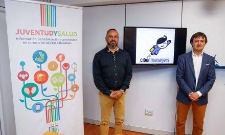 700 jóvenes de Las Palmas de Gran Canaria serán formados en el uso seguro y saludable de internet gracias a Cibermanagers