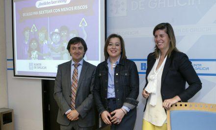 Xunta de Galicia y PantallasAmigas impulsan campaña para prevenir los riesgos del sexting