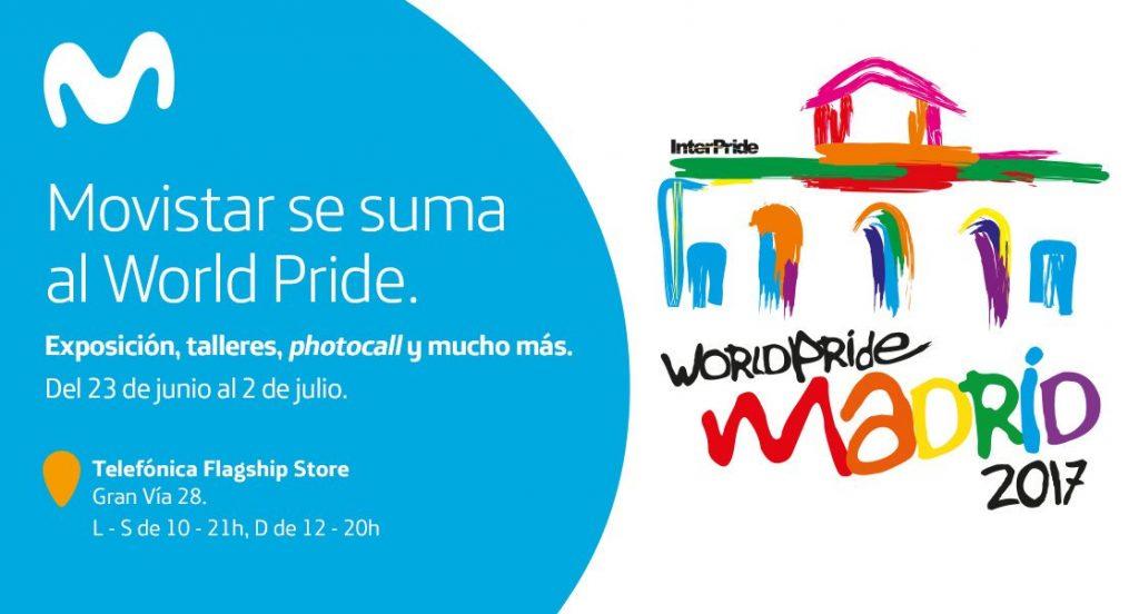 Jornada-Acoso escolar LGTBfobico -World-Pride- Dialogando - Telefonica -PantallasAmigas