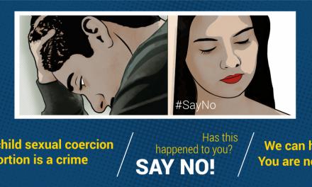 Europol lanza campaña contra la sextorsión a menores de edad