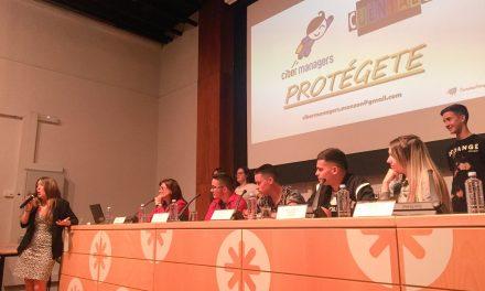 Cibermanagers de Las Palmas comparten experiencia en jornada sobre ciudadanía digital