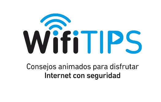 WiFiTips, consejos animados para disfrutar de Internet con seguridad