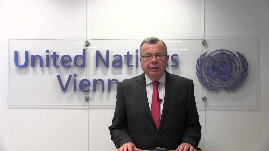 UNODC executive Director The United Nations OFfice At vienna (UNOV) Director General