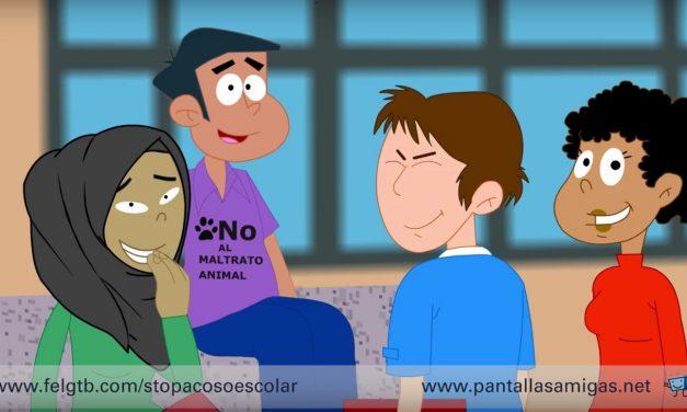 El acoso escolar hacia menores LGTB sigue siendo el principal en España. Día Mundial Contra el Acoso Escolar.