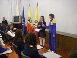 Instituto Colsubsidio de Educación Femenina de Bogotá, Colombia