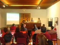 Fotografía de la Jornada sobre el uso seguro de Internet en La Laguna (Tenerife)