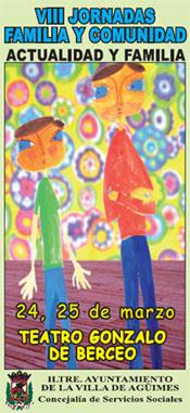 Las redes sociales, presentes en las VIII Jornadas Familia y Comunidad de Agüimes