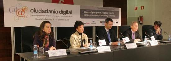 Presentado el I Congreso Internacional sobre Ciudadanía Digital y Ciberbullying