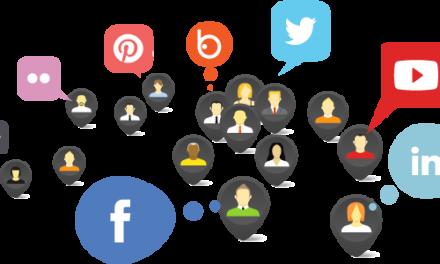 Argentina, Brasil, Chile, México y Perú, entre los primeros países en uso de redes sociales