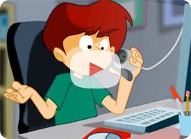 Animación YouTube PantallasAmigas