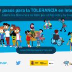 Día Internacional para la Tolerancia, también en Internet. 16 de Noviembre